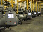 Customizable Industrial Refrigerator Controls