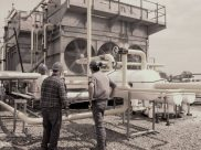 Experienced Staff Working on Industrial Refrigeration