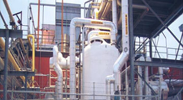 Refrigeration System Installation for Processing an Aseptic Canned Whipped Cream Product
