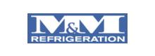 M & M Refrigeration Logo